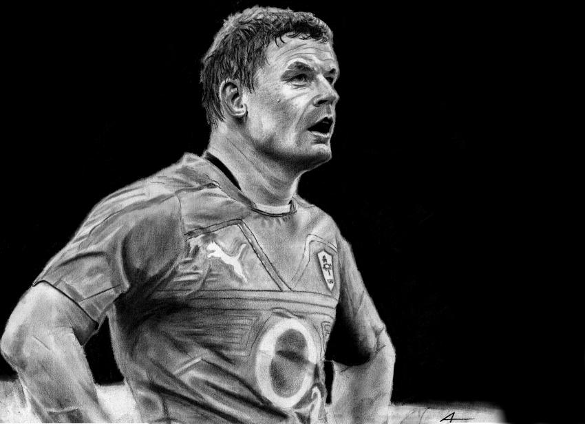 Brian O'Driscoll by Varoh